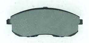 pastilha de freio traseira vera cruz 3.8 v6 apos 2007