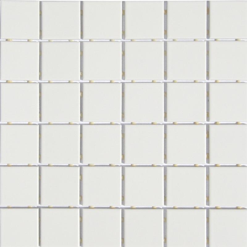 Pastilha De Porcelana Branca 5x5cm - Parcelamos Em Até 12x ...