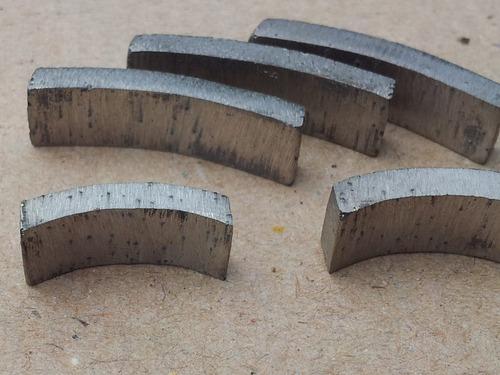 pastilha diamantada para brocas de perfuratriz 10 unidades