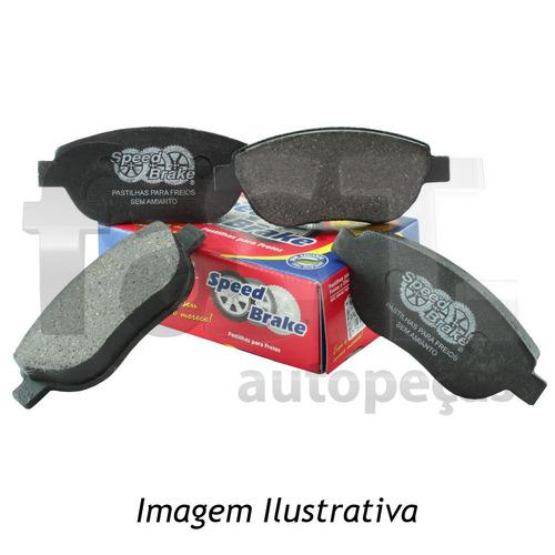 pastilha dianteira speedbrake jumper boxer ducato 556