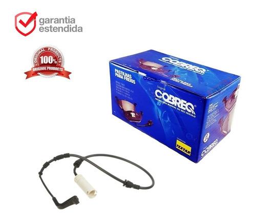 pastilha e sensor traseiro mini cooper s 1.6 2009 - 2015