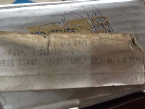 pastilha freio dianteira golf gl 1.8 91/94 original cobreq
