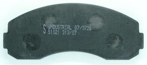 pastilha freio dianteira kia bongo k2700 após 1997 - syl1021