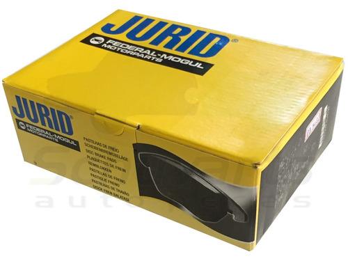 pastilha freio dianteira mercedes 01/06 c180 c200 kompressor
