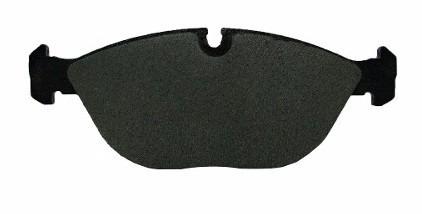 pastilha freio dianteira mercedes classe e 2.7 s210 / s211