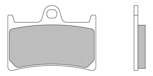 pastilha freio dianteira yamaha r1 98 a 06 carbono cerâmica