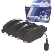 pastilha freio dianteiro stilo 2.4 20v c/alarme syl1206