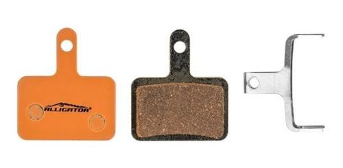 pastilha freio disco alligator organica m666 m785 m985 m988