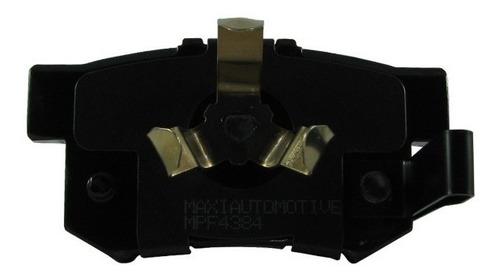 pastilha freio traseira honda cr-v ex / exs automático