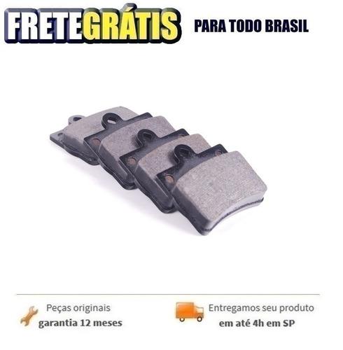 pastilha freio traseira mercedes c180 1.8 1994-2000 original