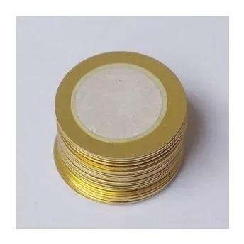 pastilha piezo piezoelétrico disco 20mm - 20 unidades