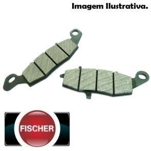 pastilha tbx 500 4x4  (02-04) diant/tras fischer 12211