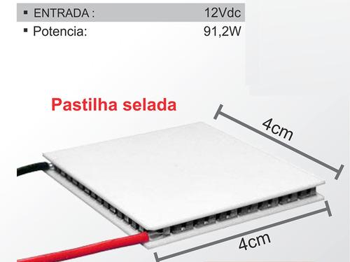 Peltier: Arduino Peltier