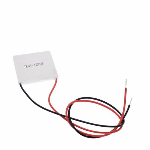 pastilha termoelétrica peltier tec1-12706 tec1 12706