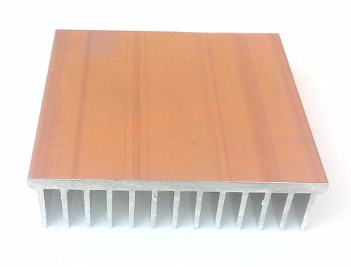 pastilha termoelétrica peltier tec1-12708 com dissipador