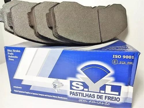 pastilha traseira peugeot 308 allure 1.6 2012/