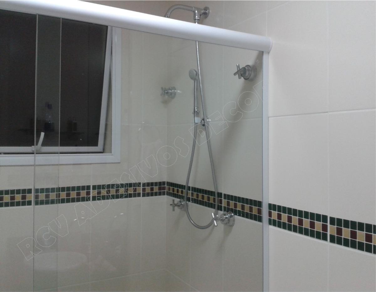 Pastilhas Adesivas Resinadas, Banheiro, Azulejo, 30x30cm  R$ 25,99 em Mercad -> Banheiro Com Azulejo Pastilha