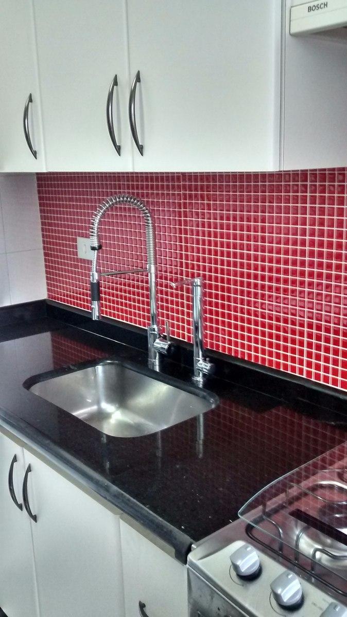 Pastilhas Adesivas Resinadas Banheiro, Cozinha, Tripla 1 Cor  R$ 9,99 em M -> Como Decorar Banheiro Com Pastilhas Adesivas
