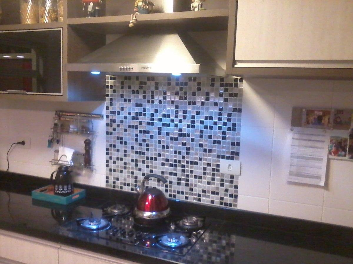 Artesanato Tecido ~ Pastilhas Adesivas Resinadas Placa 30x30cm Adesivo Cozinha R$ 26,90 em Mercado Livre