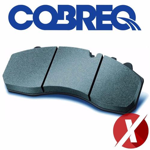 pastilhas de freio dianteira palio / siena - cobreq n-532