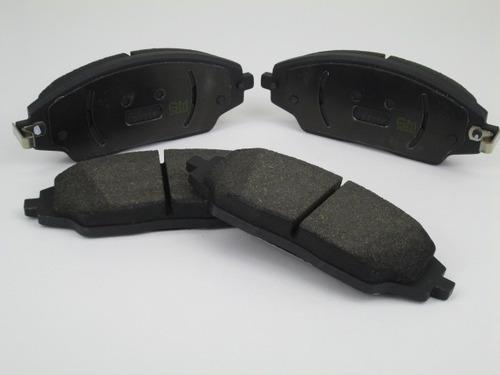 pastilhas de freio dianteiro  gm cobalt, spin e sonic c/ abs