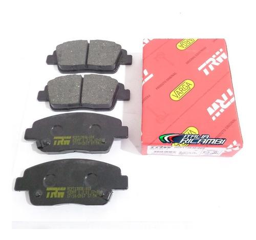 pastilhas de freio dianteiro varga - hb20 1.0 2012 em diante