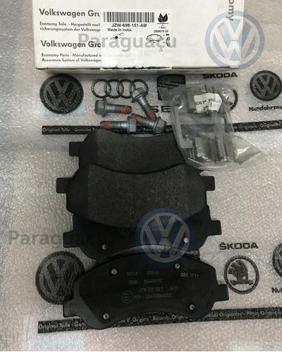 pastilhas de freio original vw economy amarok jzw-698151-am