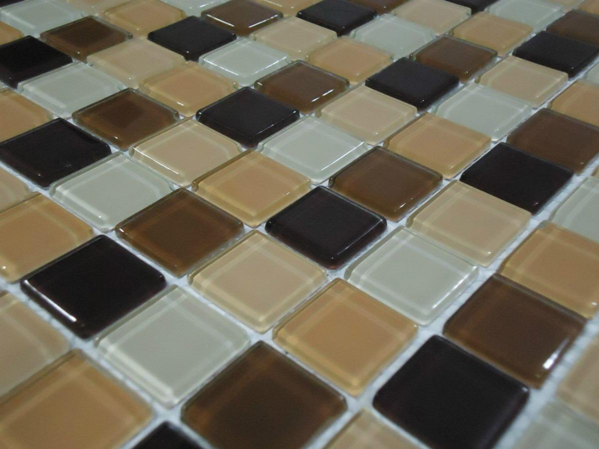 Pastilhas De Vidro Mix E Lisas Em Oferta!!! R$ 12 99 em Mercado  #826C49 1200x900 Banheiro Bege Com Pastilha De Vidro