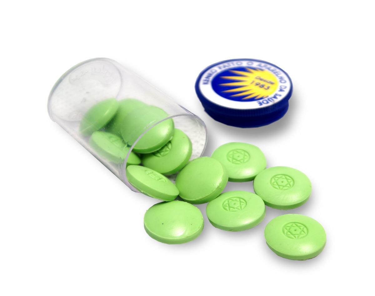 As pastilhas que negativamente influem em uma potência