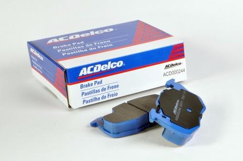 pastilla acdelco linea roja fiat palio attractive del 5855