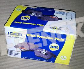 ICER 181835 Juego de Pastillas de Freno