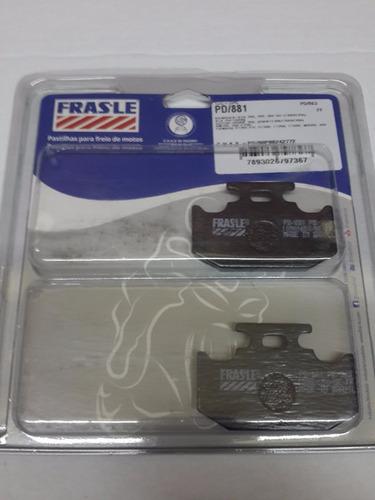 pastilla de freno frasle 881 - tamburrino hnos