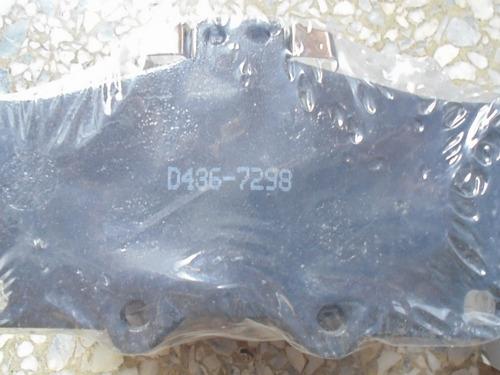 pastilla de frenos braking power 7298 hilux, kavak, meru