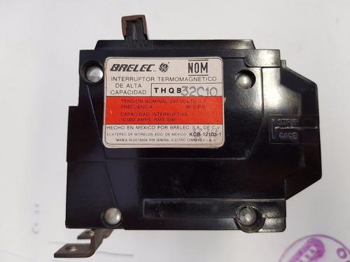 pastilla eléctrica brelec/general electric thqb 32010