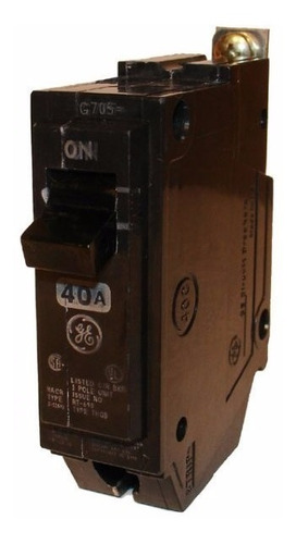 pastilla eléctrica general electric thqb 1140