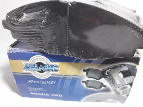 pastilla freno matiz dama tico lanos qq spark made japan