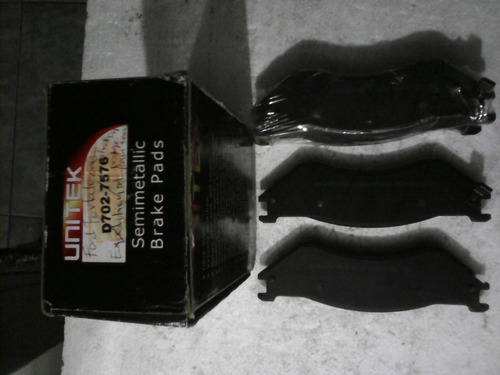 pastilla freno tras ford150/250,delt expedit/fortaleza, 7576