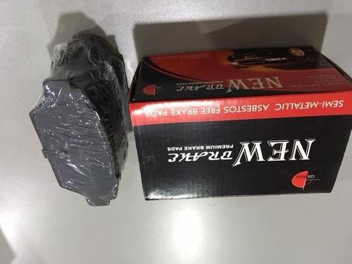 pastilla freno trasera mitsubishi eclipse galant mx mf  7415