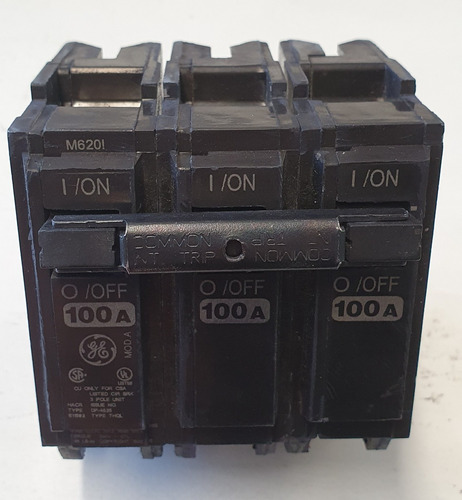 pastilla termomagnética general electric thql 32100