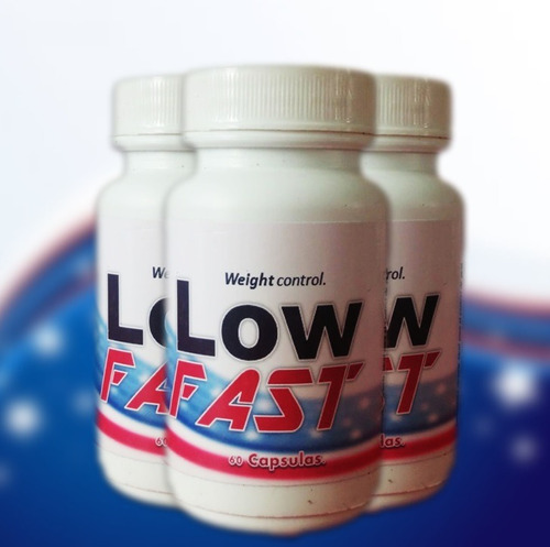 pastillas adelgazantes low fast