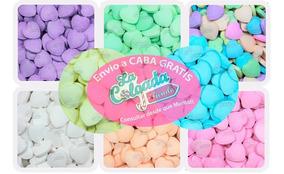 996e81ce56da Pastillas Corazon Sin Confitar 500gr Candy Bar La Colgada A4