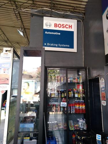 pastillas de freno bosch original - chev trailblazer post.