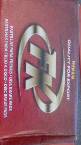 pastillas de freno chery orinoco delanteras 1.8-501