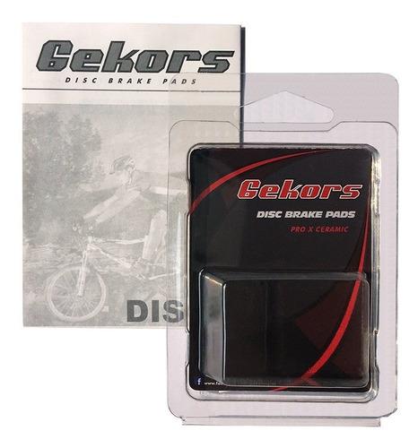 pastillas de freno de disco de bicicleta gekors