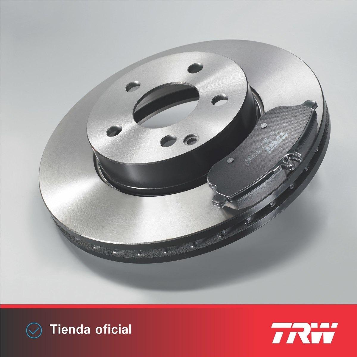 TRW Automotive AfterMarket GDB1101 pastilla de freno