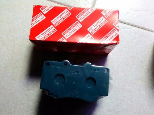 pastillas de freno delant hilux 2007/2008 original