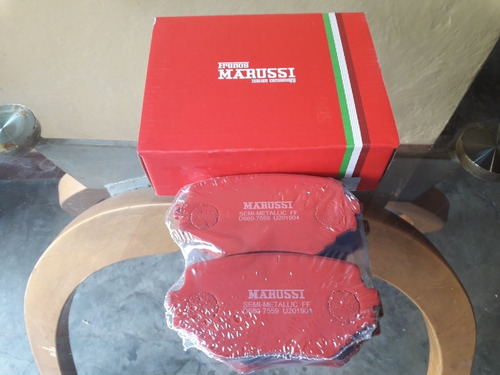 pastillas de freno marussi suzuki grand vitara all 7559