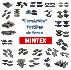 Mazda Mx3 Pastillas De Freno Delantero Y Trasero Mintex Nuevo