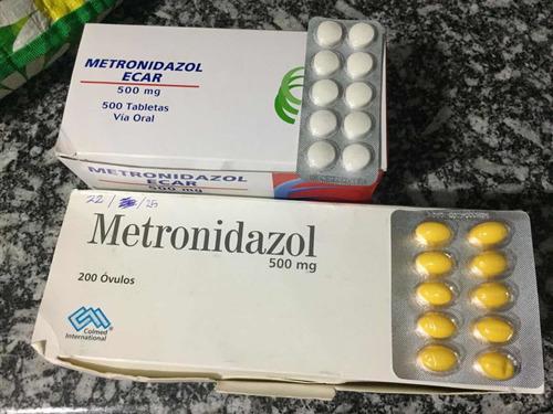 pastillas de freno metronidazol ovulos chery