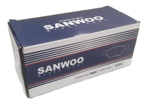 pastillas de freno ssangyong rexton 02 05 (t) 1017 477